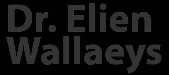 Dokter Elien Wallaeys